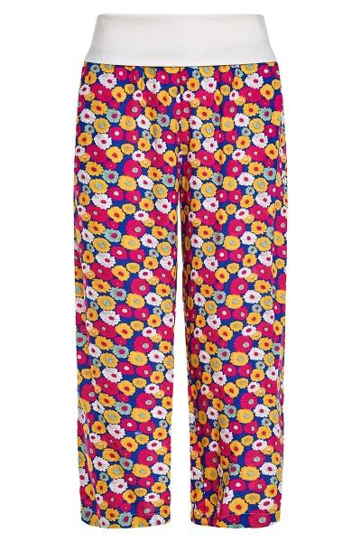 Pants with Elastic Waist Band
