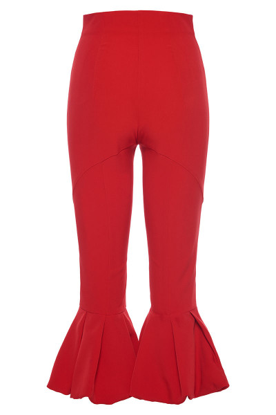 High-Rise Balloon Leg Pants