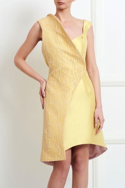 Φόρεμα με Έναν Γιακά